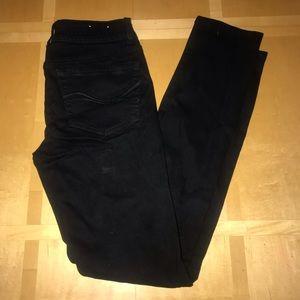 SO Black Skinny Jeans